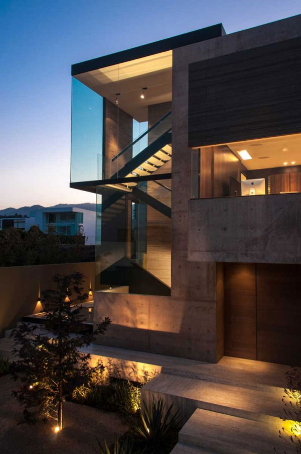 Casa ML in Mexico City by Gantous Arquitectos