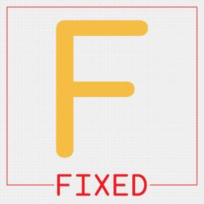 Fixed Font Family