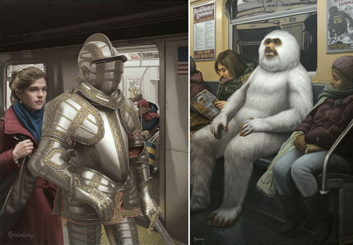 Anomaly Series by Matthew Grabelsky