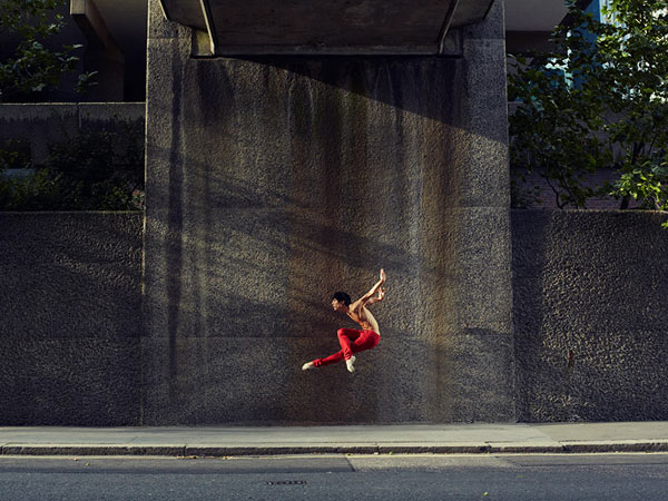 The Intersections Photo Series by Bertil Nilsson