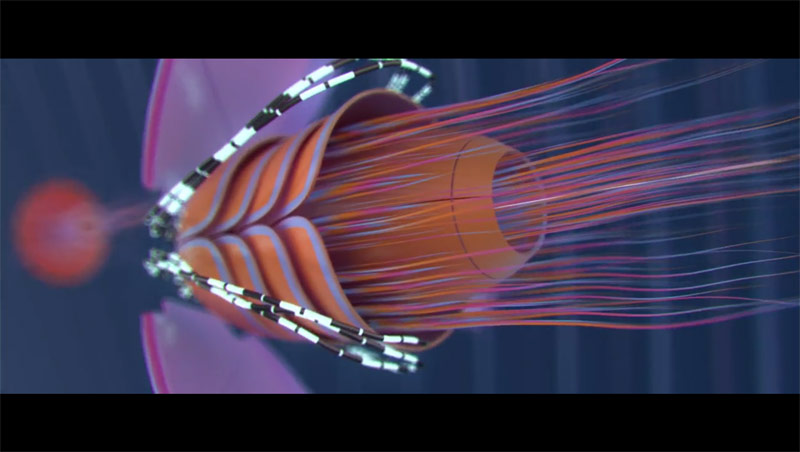 Launch film no. 1 for the 5th birthday of creative studio FutureDeluxe.