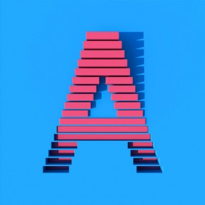 36 DAYS OF TYPE - Letters by Alejandro López Becerro
