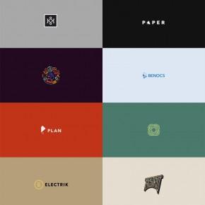 Logos from 2014 by Jonas Söder