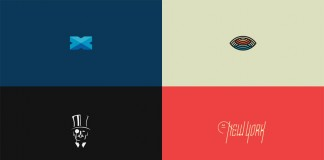 Selected logos from 2014 by Jonas Söder, a freelance graphic designer based in Berlin, Germany.