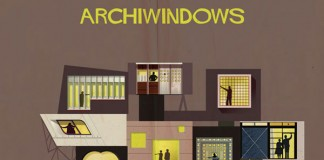 Archiwindow - Architecture inspired illustration project by Federico Babina.