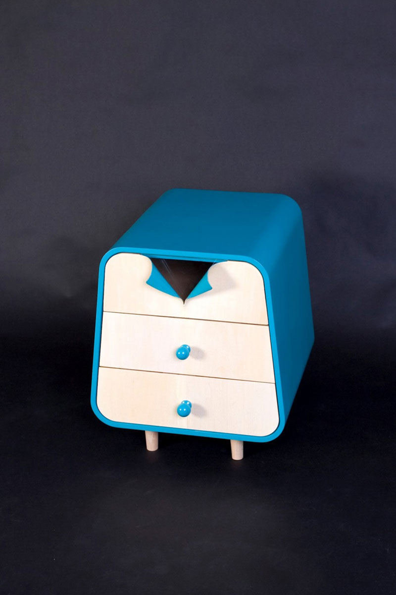The Unbutton Collection by Designer Cristina Bulat