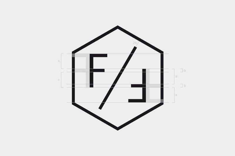 Fabian Fohrer's minimalist logo design.