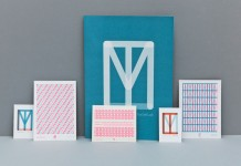 TextielMuseum and TextielLab identity by Raw Color.