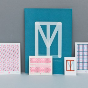 TextielMuseum and TextielLab Identity by Raw Color