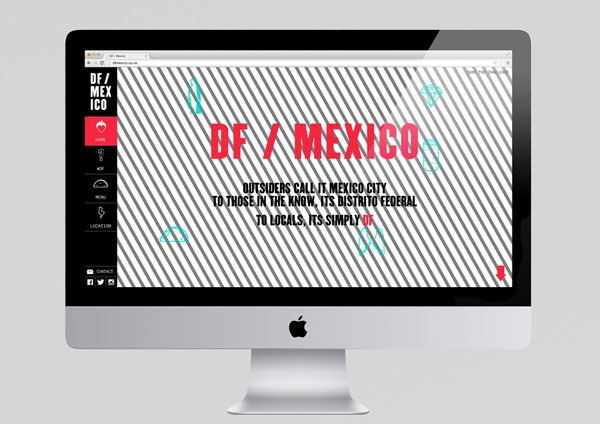 DF/Mexico website
