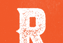 Roper typeface, a western styled font family by Andrew Footit.