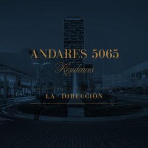 Andares 5065 - Hotel & Residence Identity