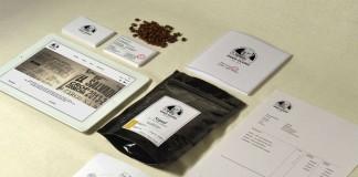 Nero Scuro - Italian coffee roastery brand identity design by Manuel Bortoletti.