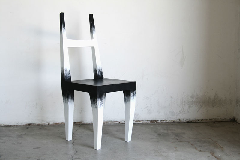 Ruined Furniture, a non-commissioned furniture series by Andrew Wagner.