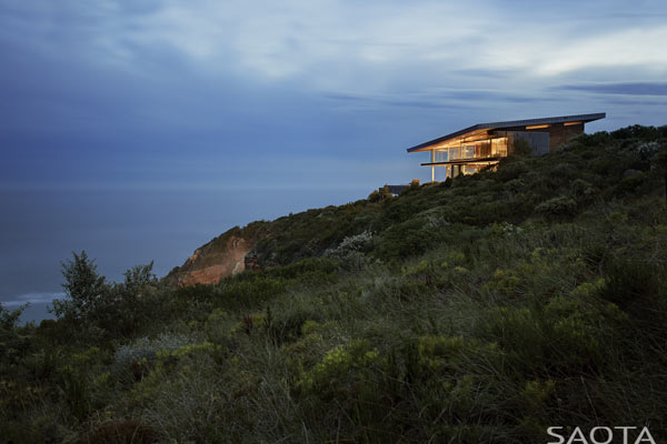Cove 3, a residential project by SAOTA.