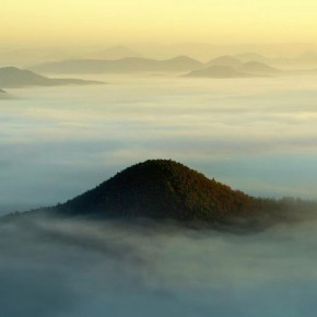 The Fog - Landscape Photography by Kilian Schönberger