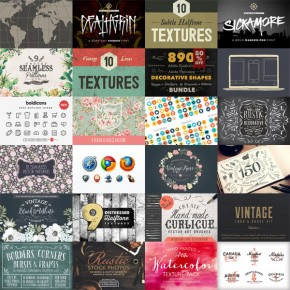 Download Big Bundle Vol. 3 from Creative Market
