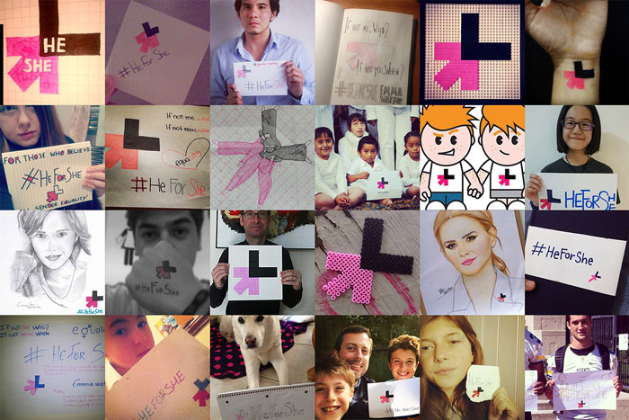 HeForShe Solidarity Movement – Identity by DIA