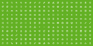 Gizmo Pack 300 - stock icons designed by Dutch Icon.