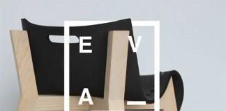 La Eva, a clever chair furniture concept by David Ortiz.