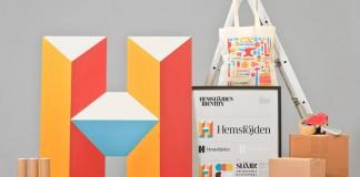 Swedish Handicraft Societies - Visual identity design by Snask.