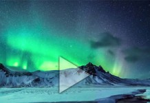 Two Lands - Greenland and Iceland timelapse by Joe Capra's Scientifantastic studio.