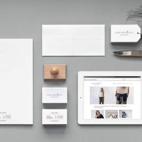 Lieblingsteil - Fashion Label Identity by Zeichen & Wunder