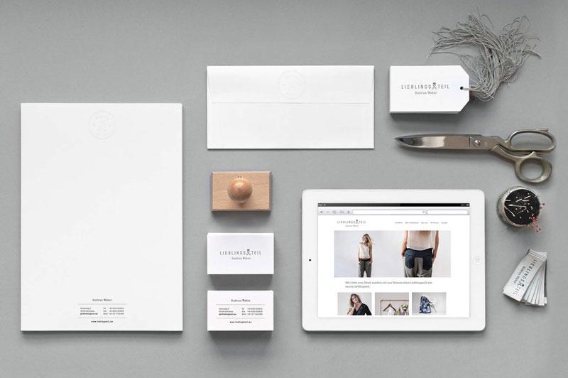 Fashion Brand Identity Examples
