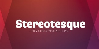 Stereotesque, a stylish grotesque typeface by Sascha Timplan of foundry Stereotypes.