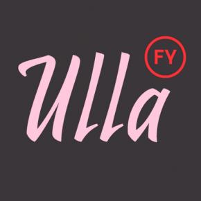 Ulla FY - Vintage Brush Script Font from Fontyou