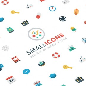 Ultimate Flat Icon Collection from PixelBuddha