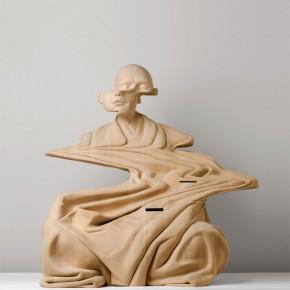 Wood Sculptures by Paul Kaptein
