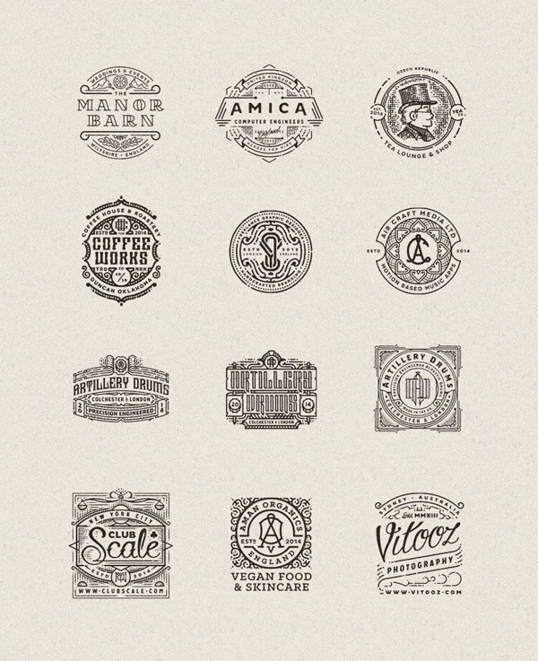 Logos and graphics - creative graphic design by Joe White