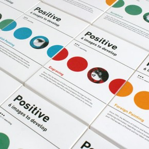 Positive, a project by ZUPAGRAFIKA.