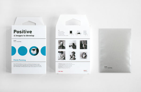 Positive project - the packaging.