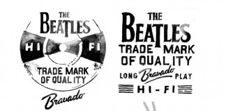 The Beatles - Labeling for Lucky Brand - Bravado Universal.