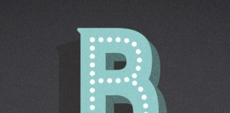 Burford, a vintage inspired layered type family from Kimmy Design.