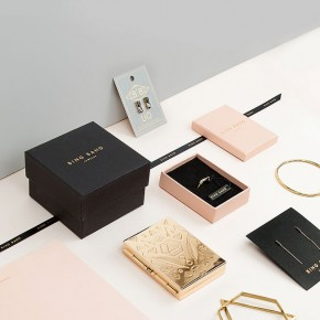 Bing Bang Jewelry Branding and Packaging