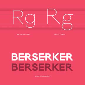 Galano Classic - Display Font Family