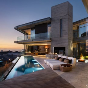 Clifton 2A Dream House by SAOTA in Cape Town, South Africa