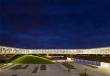 Technological Park in Obidos designed by Jorge Mealha.