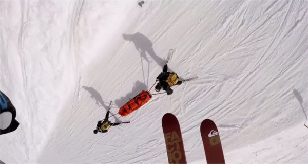 ski video one of those days 2 candide thovex. Black Bedroom Furniture Sets. Home Design Ideas