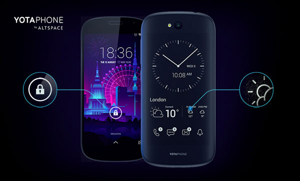 Locked start screen with Moscow artwork and custom second screen.