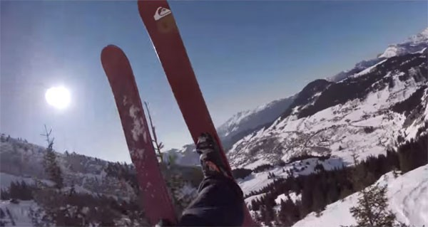 Ski Video: One of those Days 2 – Candide Thovex