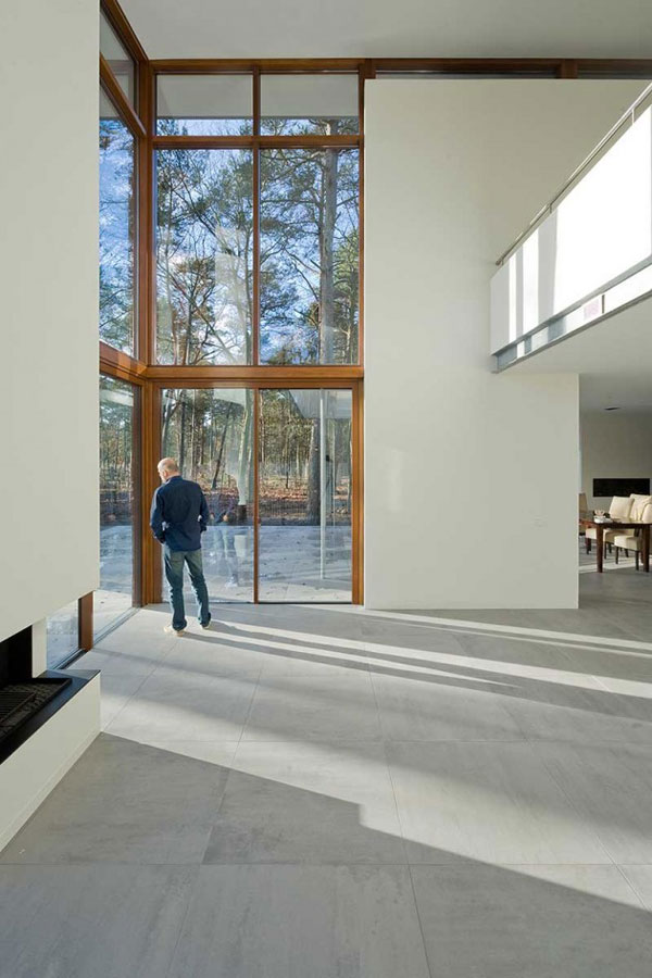 Villa Kerckebosch in Zeist, the Netherlands by Engel Architecten