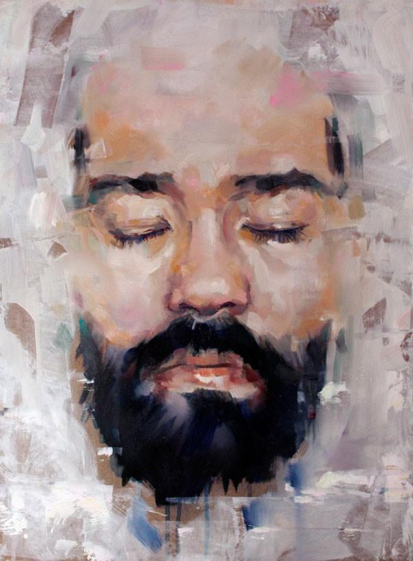 American Artist Justin Hopkins