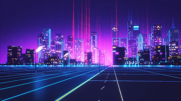 7 Cyberpunk City Tropes For Writers And Gamemasters 8c14760331fb moreover Grass Coated Green Roofed Parking Garage Concept For Tokyo further Neon Light Photography likewise 4511435526766592 furthermore 49783. on urban neon car lights