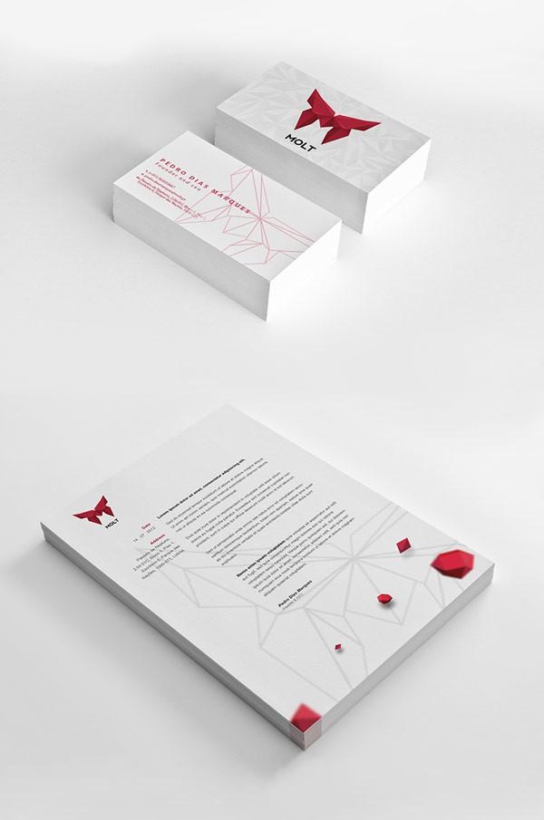 Molt – Corporate Identity by Bruno do Nascimento
