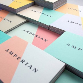 Amperian - Art Direction, Branding, and Graphic Design by BÜRO UFHO
