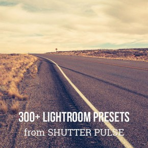 Over 300 Adobe Lightroom Presets from Shutter Pulse